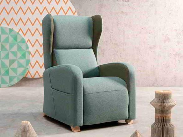 Mueble para entrada vintage 1