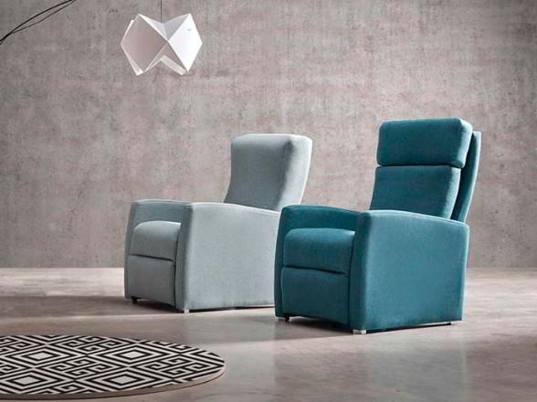 Sofa moderno con chaiselongue modelo Brera de Ardi