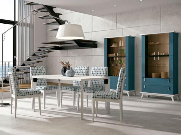 Muebles baratos para salones pequeños