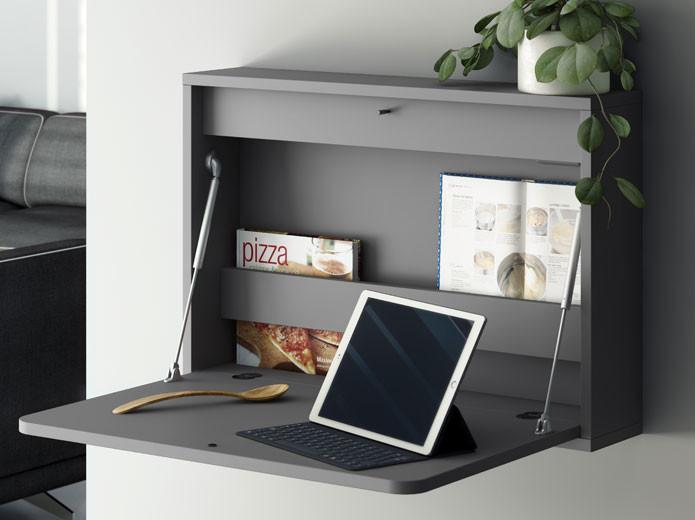 Mueble para TV de color blanco para salón o comedor