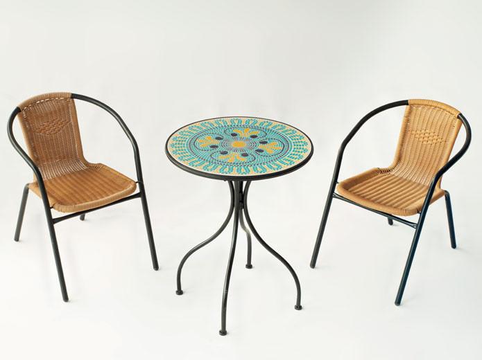 Mesa plegable para salon, comedor o cocina