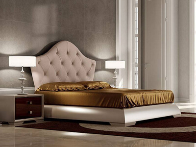 Colección de dormitorios de matrimonio, habitaciones de matrimonio y camas de matrimonio de Franco Furniture en Móstoles, Madrid