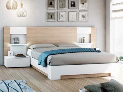 Colección de dormitorios de matrimonio, habitaciones de matrimonio y camas de matrimonio de García Sabaté en Móstoles, Madrid