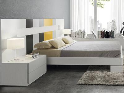 Colección de dormitorios de matrimonio, habitaciones de matrimonio y camas de matrimonio de Glicerio Chaves Hornero en Móstoles, Madrid