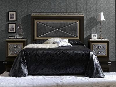 Colección de dormitorios de matrimonio, habitaciones de matrimonio y camas de matrimonio de Llass en Móstoles, Madrid