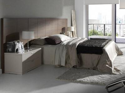 Colección de dormitorios de matrimonio, habitaciones de matrimonio y camas de matrimonio de Loyra en Móstoles, Madrid