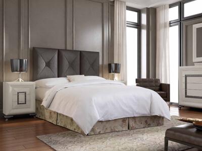 Colección de dormitorios de matrimonio, habitaciones de matrimonio y camas de matrimonio de Muñoz y Villarreal en Móstoles, Madrid