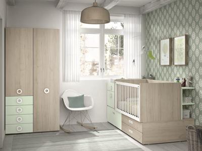 Colección de dormitorios infantiles de Arasanz en Móstoles, Madrid