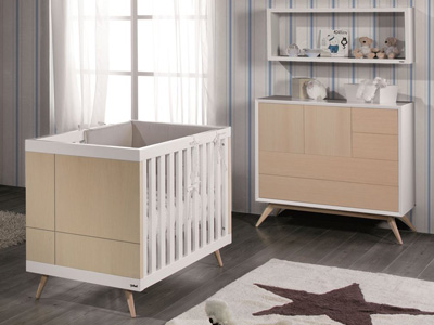 Colección de dormitorios infantiles de Trébol Mobiliario en Valencia