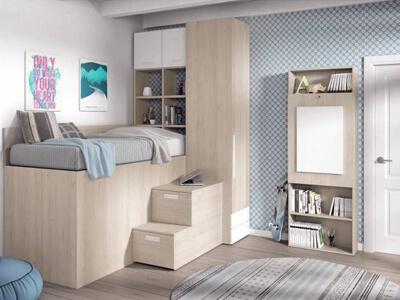 Colección de dormitorios juveniles de Arasanz en Móstoles, Madrid