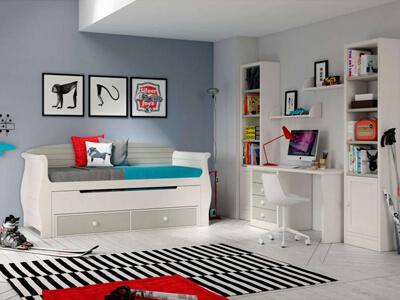 Colección de dormitorios juveniles de Artemader en Móstoles, Madrid