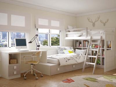 Colección de dormitorios juveniles de DLP Mobiliario en Móstoles, Madrid