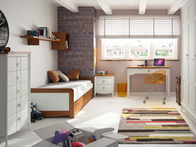 Colección de dormitorios juveniles de Elizana en Móstoles, Madrid