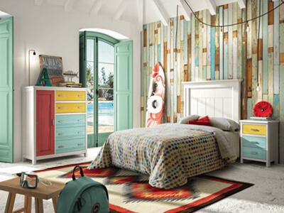 Colección de dormitorios juveniles de Grupo Seys en Móstoles, Madrid