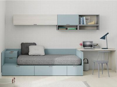 Colección de dormitorios juveniles de JJP en Móstoles, Madrid