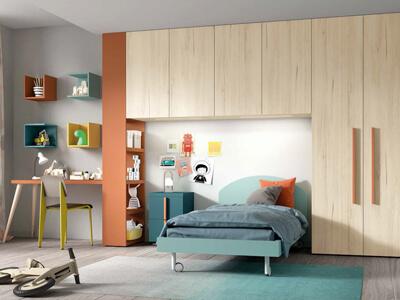 Colección de dormitorios juveniles de Kazzano en Móstoles, Madrid