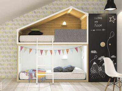 Colección de dormitorios juveniles de LaGrama en Móstoles, Madrid