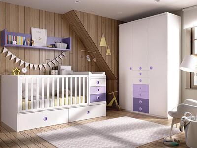 Colección de dormitorios juveniles de Rimobel en Valencia