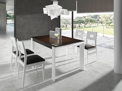 Conjunto de mesas y sillas, butacas, taburetes y banquetas de HG Robles en Móstoles, Madrid