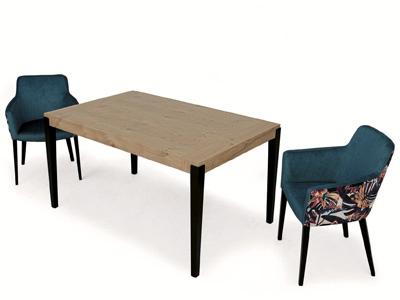 Conjunto de mesas y sillas, butacas, taburetes y banquetas de J. Calvo en Móstoles, Madrid