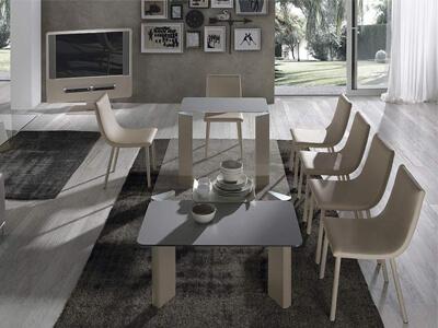 Colección de salones y comedores de Ramiro Tarazona en Móstoles, Madrid