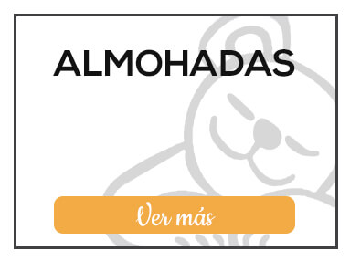 Almohadas de Milcolchones, en Muebles Valencia, tu tienda de colchones y muebles en Madrid