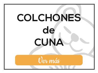 Colchones de cuna de Milcolchones, en Muebles Valencia, tu tienda de colchones y muebles en Madrid