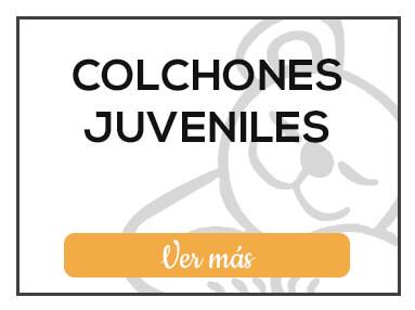 Colchones juveniles de Milcolchones, en Muebles Valencia, tu tienda de colchones y muebles en Madrid