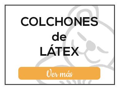 Colchones de látex de Milcolchones, en Muebles Valencia, tu tienda de colchones y muebles en Madrid
