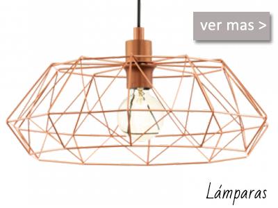 Lámparas en Muebles Valencia