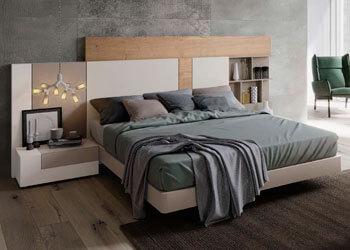Dormitorios de matrimonio en Muebles Valencia, tu tienda de muebles en Madrid