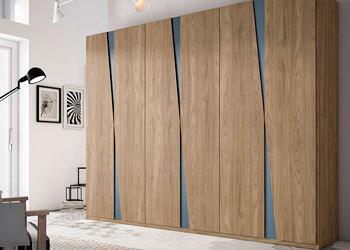 Armarios en Muebles Valencia, tu tienda de muebles en Madrid
