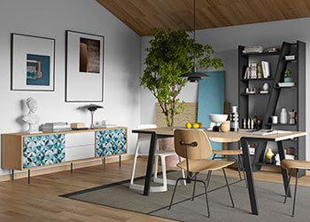 Mueble Auxiliar en Muebles Valencia, tu tienda de muebles en Madrid
