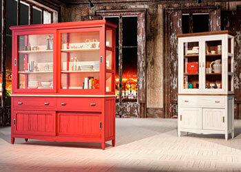 Vitrinas en Muebles Valencia, tu tienda de muebles en Madrid