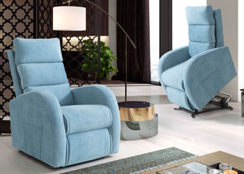 Sillones Relax en Muebles Valencia, tu tienda de muebles en Madrid