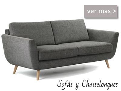 Sofás y chaiselongues en Muebles Valencia
